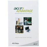 Acer Extended Warranty Plus - 2 Year Extended Service - Warranty