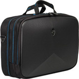 """Mobile Edge Alienware Vindicator AWV15BC2.0 Carrying Case (Briefcase) for 15"""" Notebook - Black, Teal"""