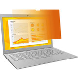 "3M Gold Privacy Filter for 14"" Widescreen Laptop"