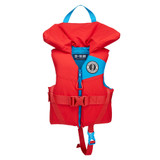 Mustang Lil' Legends 100 Child Foam PFD - 33-55lbs - Imperial Red