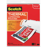Scotch Thermal Laminating Pouches - ETS4770861