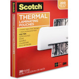 Scotch Thermal Laminating Pouches - ETS4770862