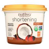 Nutiva Organic Superfood Shortening - Case Of 6 - 15 Oz.