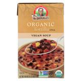 Dr. Mcdougall's Organic Tortilla Soup - Case Of 6 - 18 Oz.