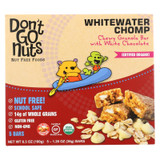 Don't Go Nuts - Bar - Whitewater Chomp Multipack - Case Of 6 - 6.3 Oz.