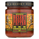 Desert Pepper Trading - Xxxtra Hot Habanero Salsa - Case Of 6 - 16 Oz.