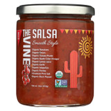 The Vine - Smooth Style Salsa - Mild - Case Of 6 - 16 Oz.
