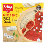 Schar Pizza Crust - Gluten Free - Case Of 4 - 10.6 Oz