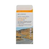Sea-band Anti-nausea Ginger Gum - 24 Pieces