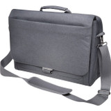 """Kensington K62623WW Carrying Case (Messenger) for 10"""" to 14.4"""" Ultrabook - Cool Gray"""