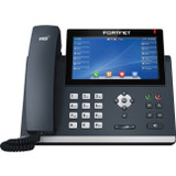 Fortinet FortiFone IP Phone - Corded - Corded - Wall Mountable, Tabletop, Desktop