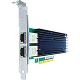 Axiom PCIe x8 10Gbs Dual Port Copper Network Adapter for HP - ETS4422353