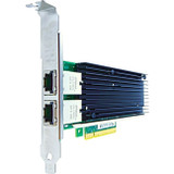 Axiom PCIe x8 10Gbs Dual Port Copper Network Adapter for HP - ETS4500965
