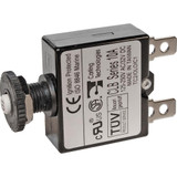 Blue Sea 7058 25A Push Button Thermal with Quick Connect Terminals