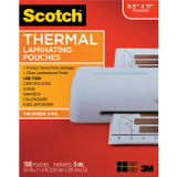 Scotch Thermal Laminating Pouches - ETS4770871