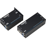 Black Box ServSwitch Wizard USB KVM Extender with Dual-Head VGA and Audio