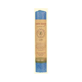 Aloha Bay - Chakra Pillar Candle Positive Energy Blue - 1 Candle