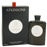 24 Old Bond Street Triple Extract by Atkinsons Eau De Cologne Concentree Spray 3.3 oz for Men