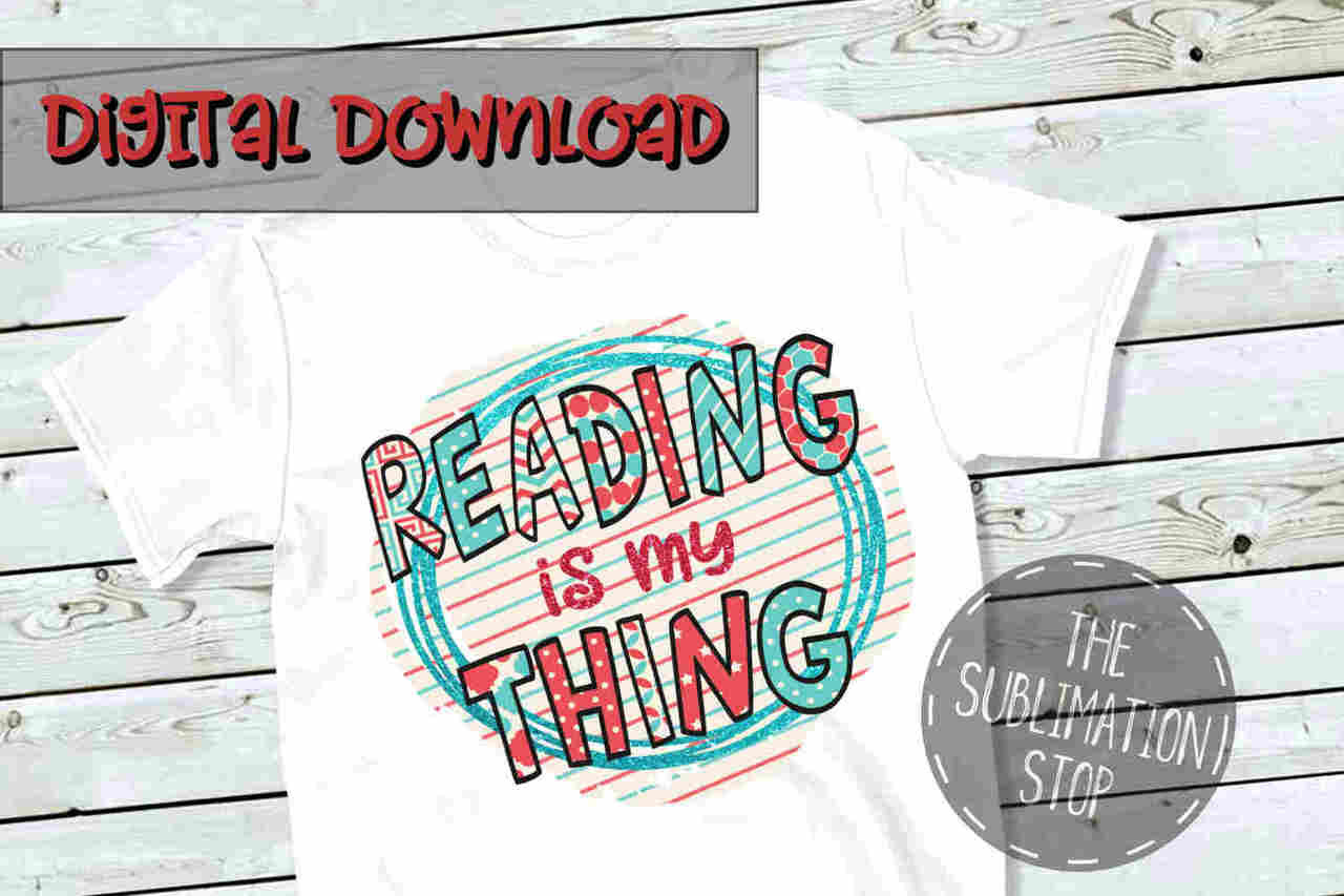 graphic relating to Read Across America Printable identified as Looking through Is My Point with History - Sublimation Style - Printable - Print and Lower - PNG Layout