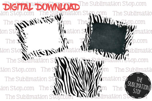 Zebra animal print background backsplash wallpaper designs for sublimation printing and graphic design