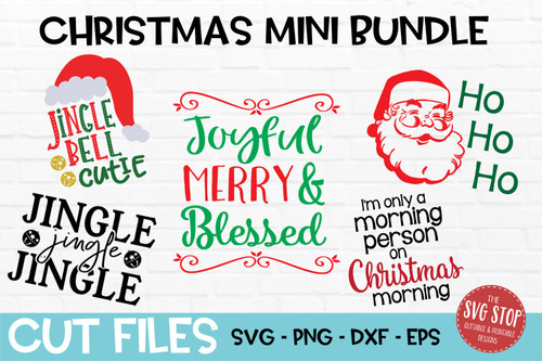 Free Christmas SVG Designs