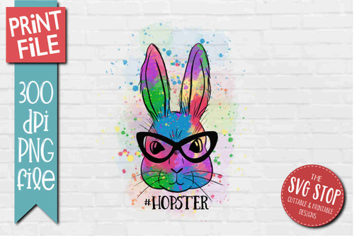 Download Bunny Hopster Svg: Design