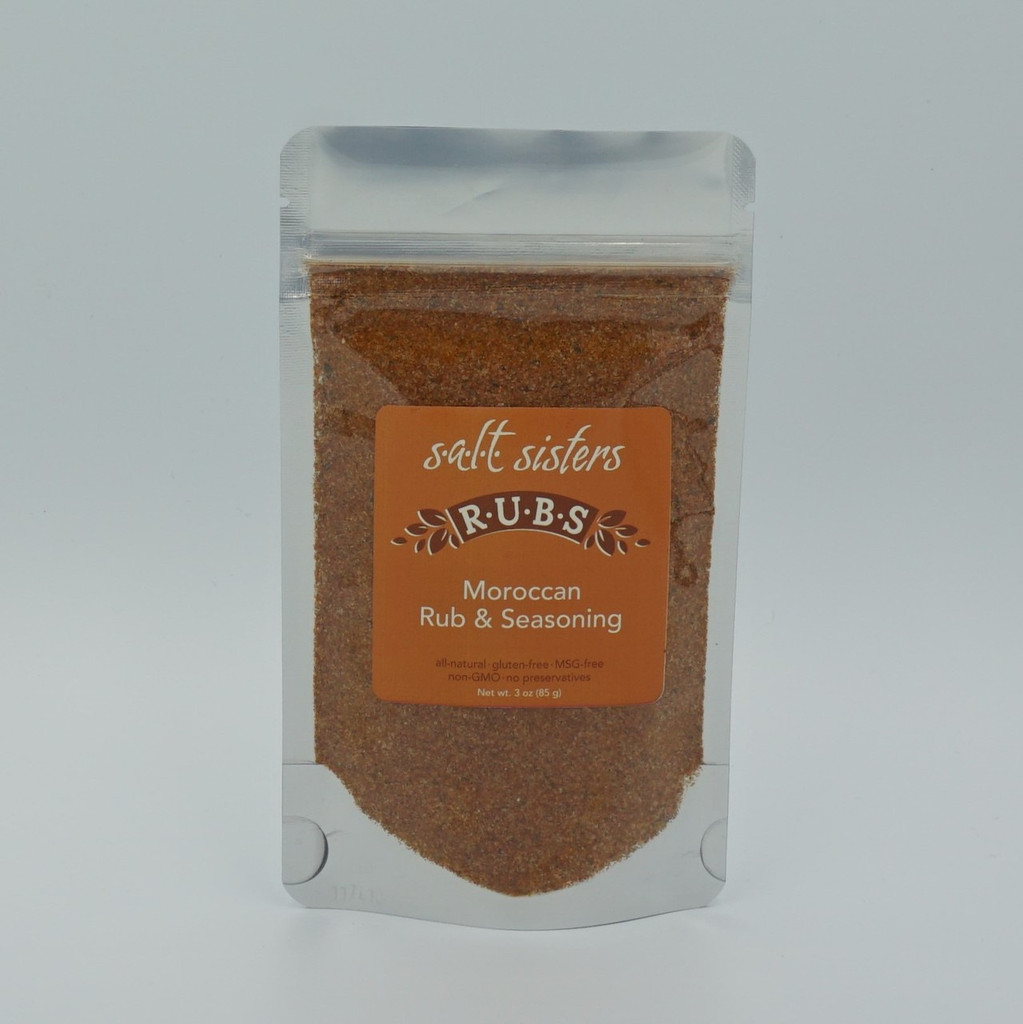 Moroccan Rub & Seasoning
