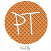 "12""x12"" Permanent Patterned Vinyl - Waffle"