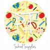 "12""x12"" Patterned Heat Transfer Vinyl - School Supplies"