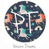 """12""""x12"""" Patterned Heat Transfer Vinyl - Unicorn Dreams"""