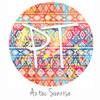 "12""x12"" Patterned Heat Transfer Vinyl - Aztec Sunrise"