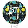"12""x12"" Patterned Heat Transfer Vinyl - E=MC2"