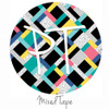 "12""x12"" Permanent Patterned Vinyl - Mixed Tape"