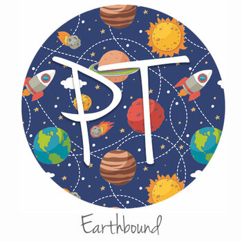 "12""x12"" Patterned Heat Transfer Vinyl - Earthbound"