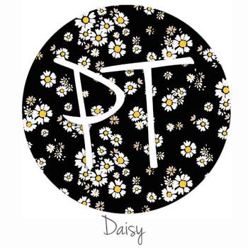 "12""x12"" Patterned Heat Transfer Vinyl - Daisy"