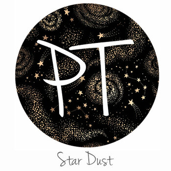 "12""x12"" Patterned Heat Transfer Vinyl - Star Dust"