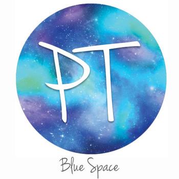 "12""x12"" Permanent Patterned Vinyl - Blue Space"