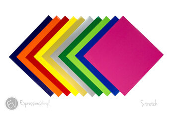 """EasyWeed Stretch 12""""x12"""" Heat Transfer Sheets"""