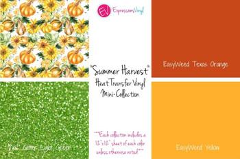 Summer Harvest - Heat Transfer Mini-Collection