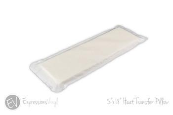 """Heat Transfer Pillow - 5""""x18"""""""