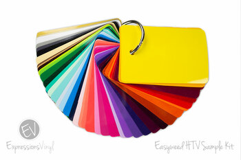 EasyWeed Heat Transfer - Color Sample Kit