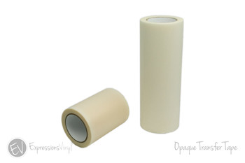 Opaque Transfer Tape Roll
