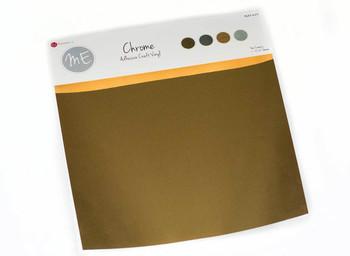 Chrome Pack - Metalized Adhesive Vinyl