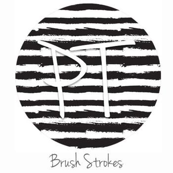 "12""x12"" Permanent Patterned Vinyl - Brush Strokes"