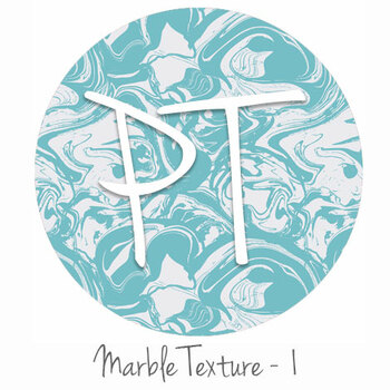 "12""x12"" Patterned Heat Transfer Vinyl - Marble Texture 1"