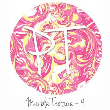 "12""x12"" Permanent Patterned Vinyl - Marble Texture 4"