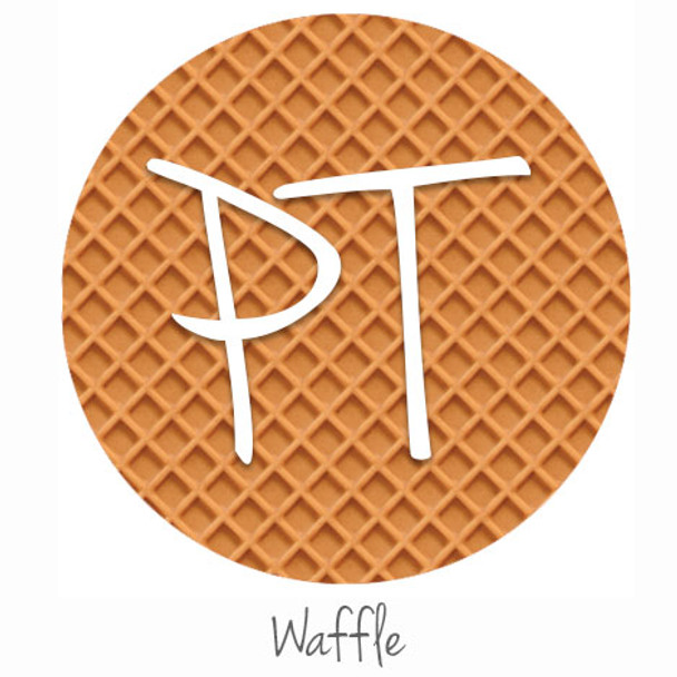 """12""""x12"""" Patterned Heat Transfer Vinyl - Waffle"""