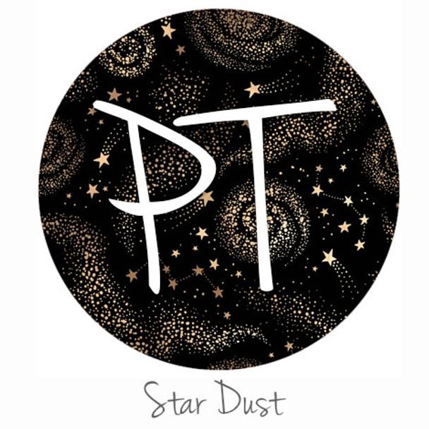 "12""x12"" Permanent Patterned Vinyl - Star Dust"