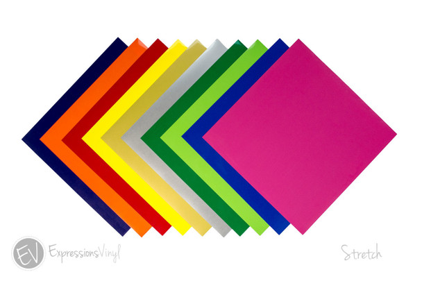 """EasyWeed Stretch 12""""x24"""" Heat Transfer Sheets"""