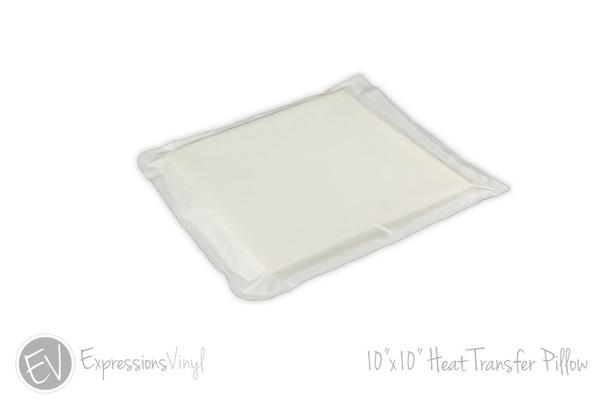 """Heat Transfer Pillow - 10""""x10"""""""